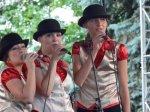dievčatá spievajúce jazz