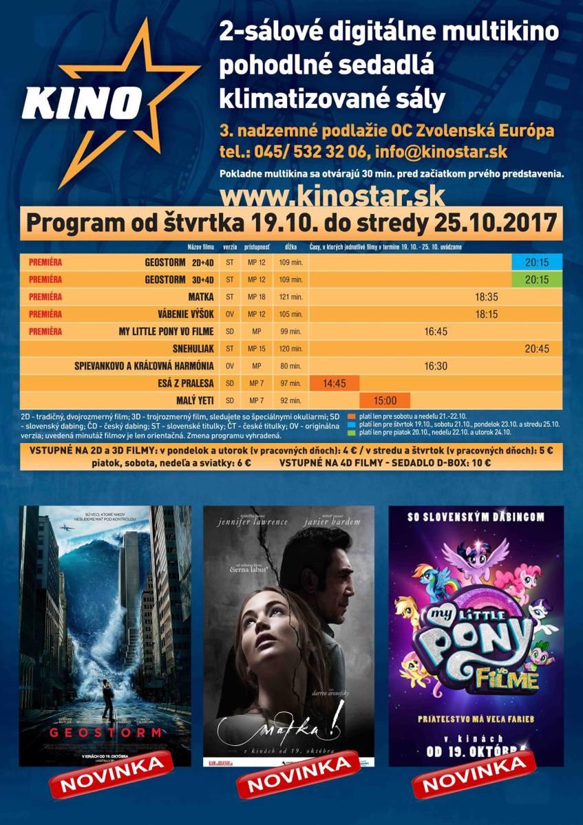 Kino Star Zvolen
