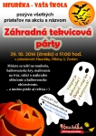 halloweenska party-2