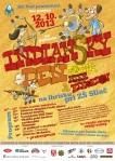 Indiánsky deň A3 plagát 2013 web