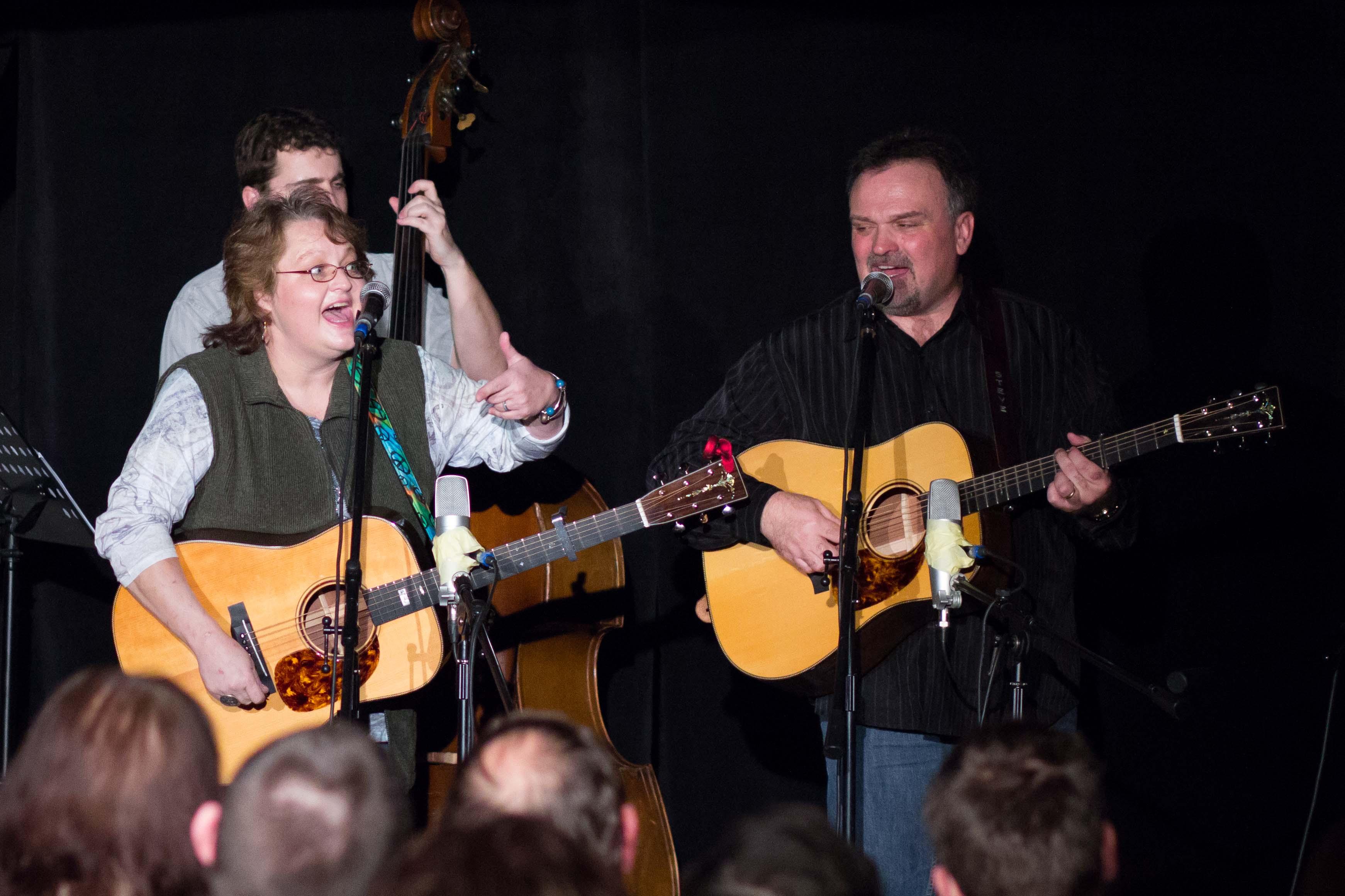 Dale Ann Bradley a SteveGulley