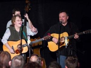 Dale Ann Bradley & Steve Gulley
