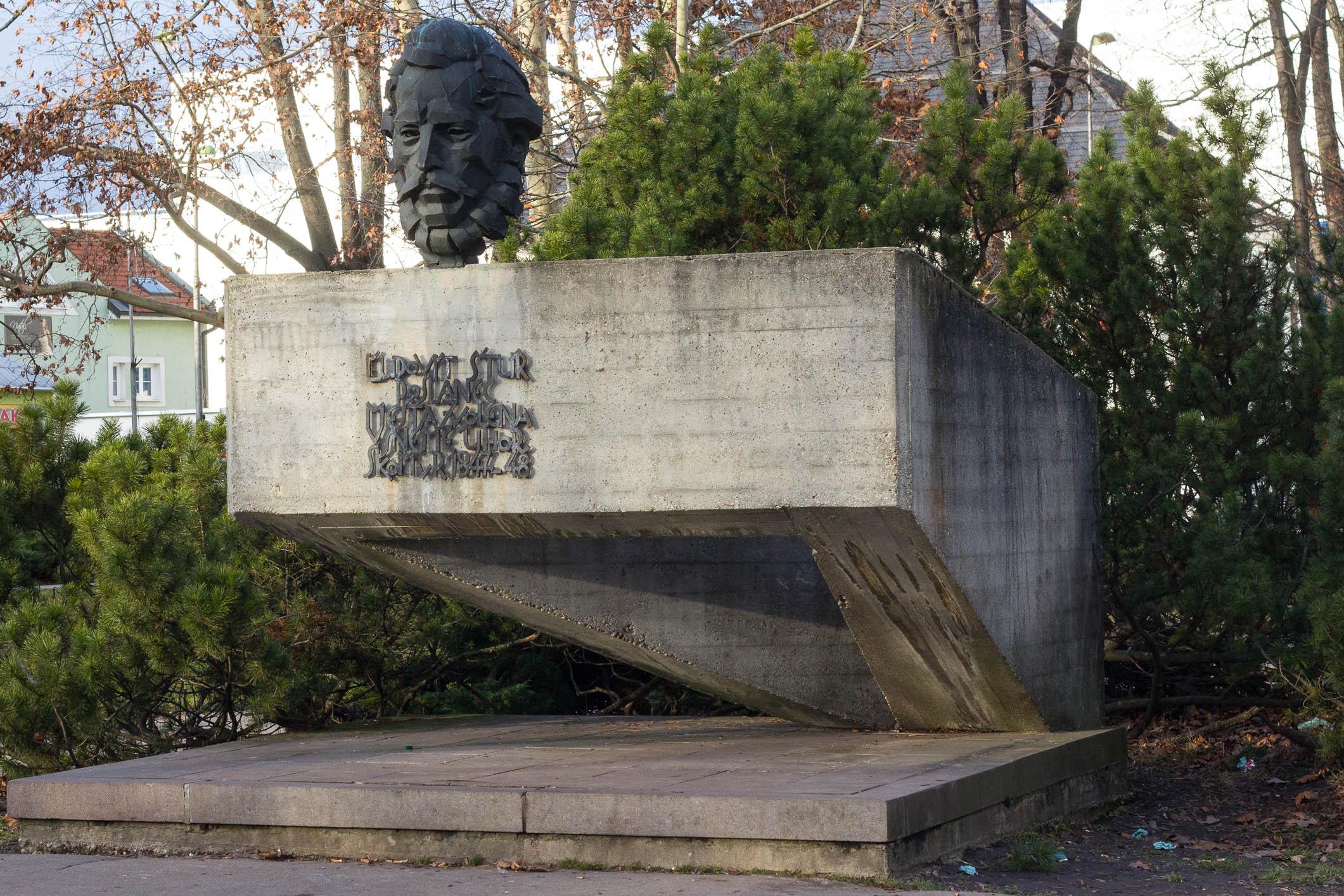 Pamätník Ľudovíta Štúra