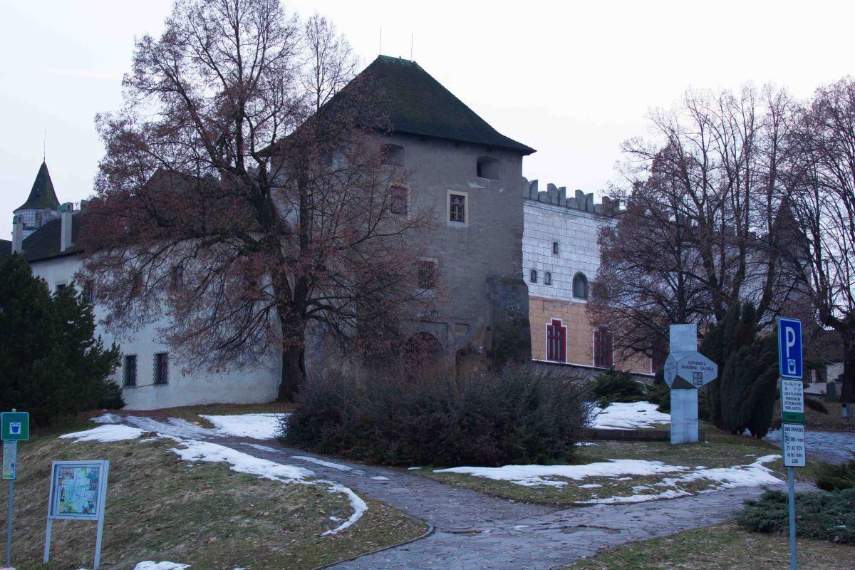 Rôznorodej podobe krajiny bude venovaný aprílový týždeň na zámku