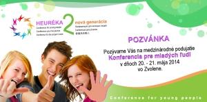 Pozv+ínka na 2-d+łov+¦ konferenciu