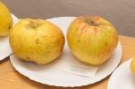 zlte jablka