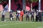 turnaj v americkom futbale vo Zvolene