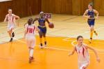 basketbalovy zapas dievcat