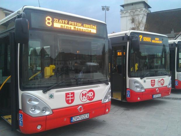 odovzdavanie autobusov