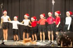 dievcata tancuju vianocne tance