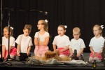 deti spievaju koledy