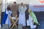 maria a jozef dostavaju dar od melichara