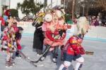 hokejista v maske bacila