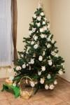 skvely vianocny stromcek