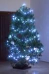 vianocny stromcek v priestoroch zamku