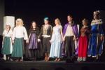 klanacka na konci predstavenia