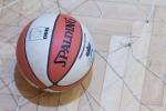 lopta na hranie basketbalu