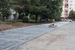 chodník pri central parku