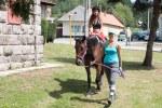vozenie na koňoch