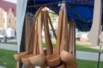 drevené naberačky