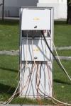 elektrická rozvodňa