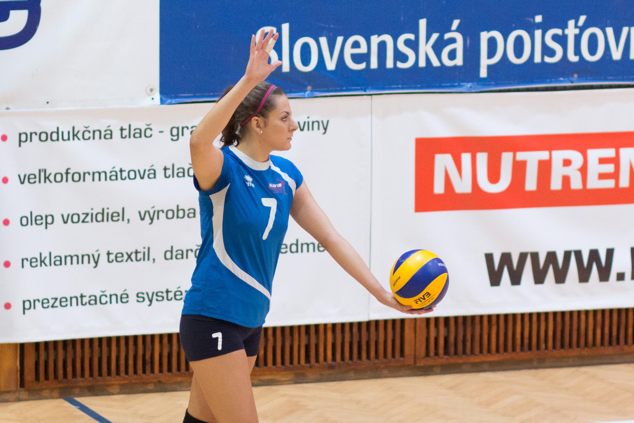 Michaela Candráková – VK Slávia EUBratislava