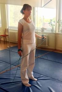 fizioterapeutka