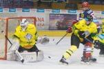 HKM Zvolen (červená) - MSHK Žilina (žltá)