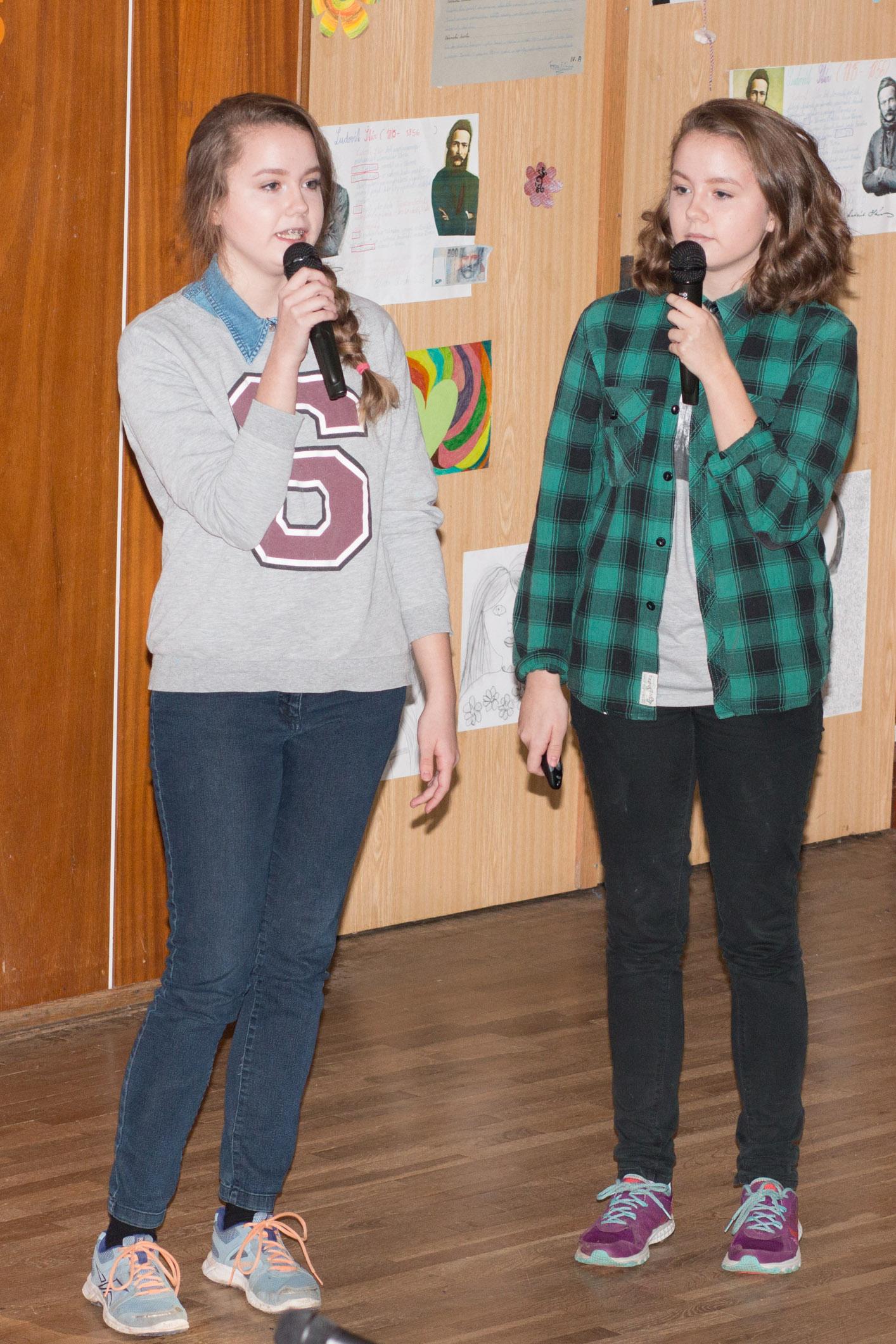 Alica a KatkaHraškove