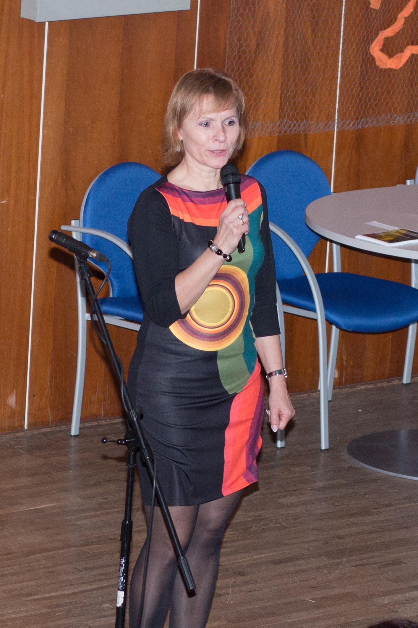 Mgr. Ľubica Tomčíková