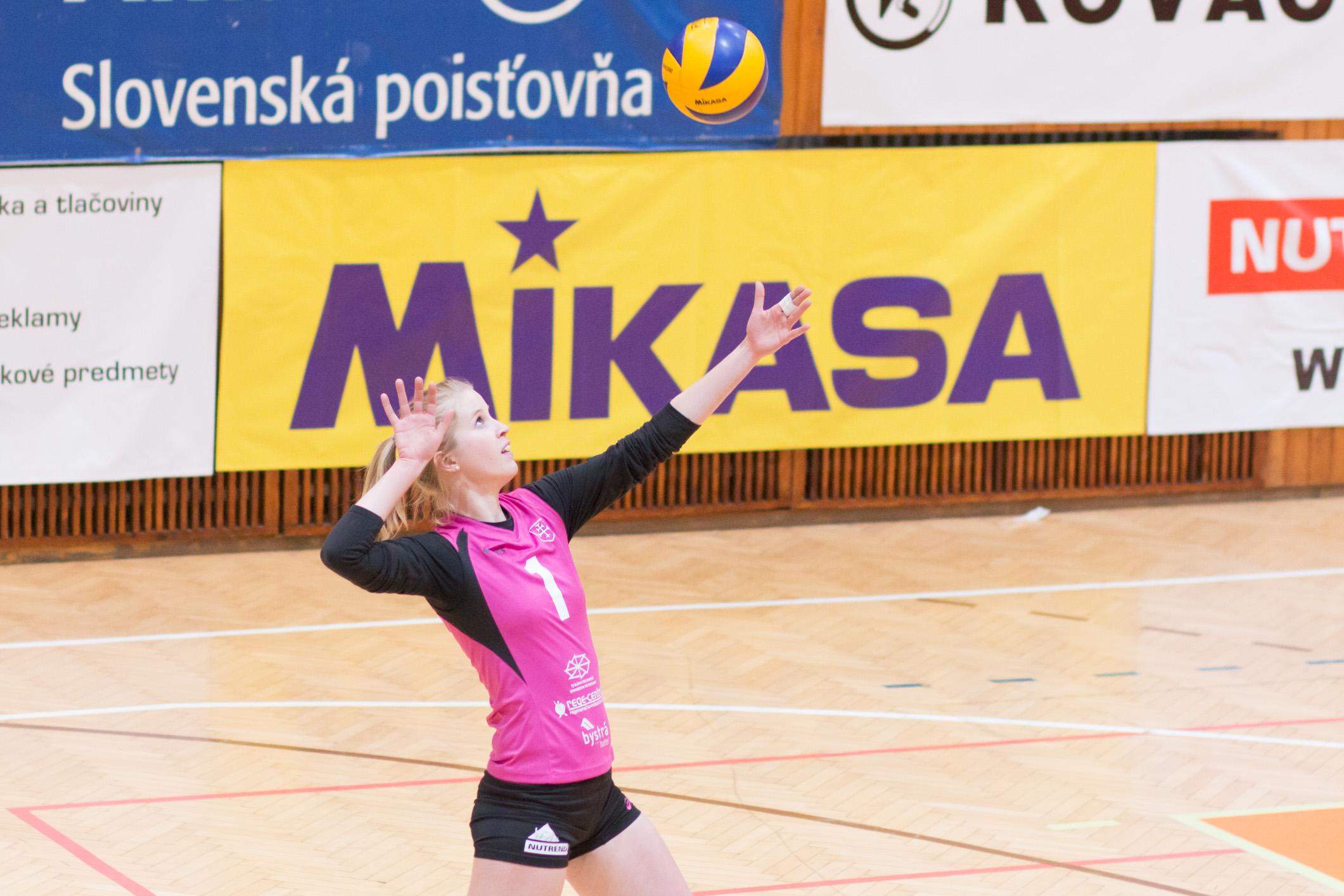 Magdaléna Nociarová –  (TJ Slávia TUZvolen)