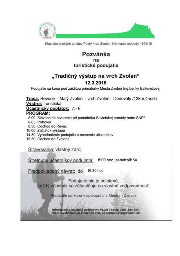 vystup-vrch-zvolen-2016-plagat