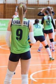 Hana Cagáňová (VTC Pezinok)