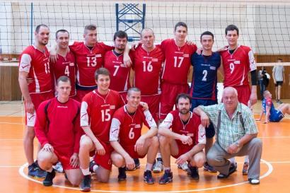 MVK Zvolen (červená) - víťaz