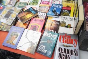 Burza kníh na Korze