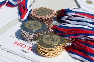 medaile pre hasičov