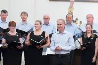 dirigent speváckeho zboru
