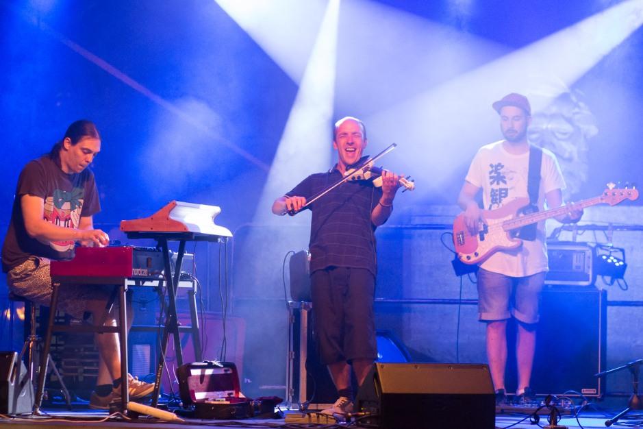 Ľubo Šamo & ODB Trio
