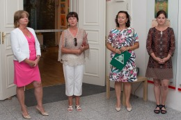 štyri staršie ženy