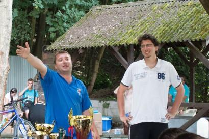 1. ročník v malom futbale o putovný pohár MFK Lokomotíva Zvolen