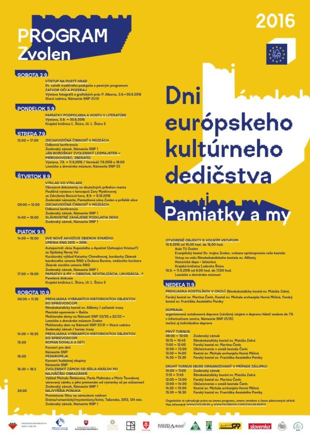 dni-europskeho-kulturneho-dedicstva-zvolen-plagat