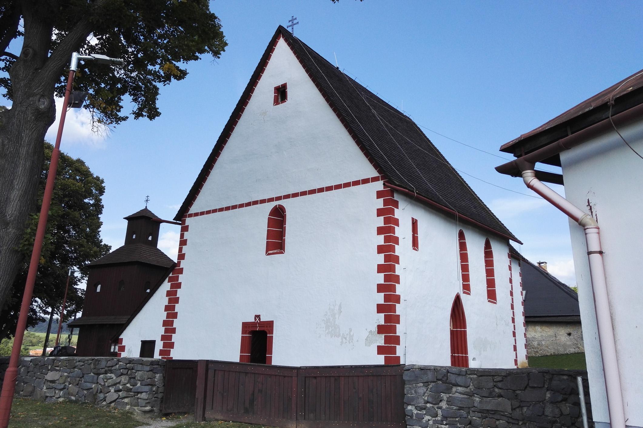 kostol sv. Františka Assiského,Poniky