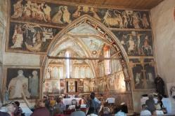 kostol sv. Františka Assiského, Poniky
