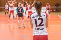 Slávka Salamonová - VK Eperia Prešov