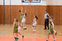 basketbal junioriek zvolen
