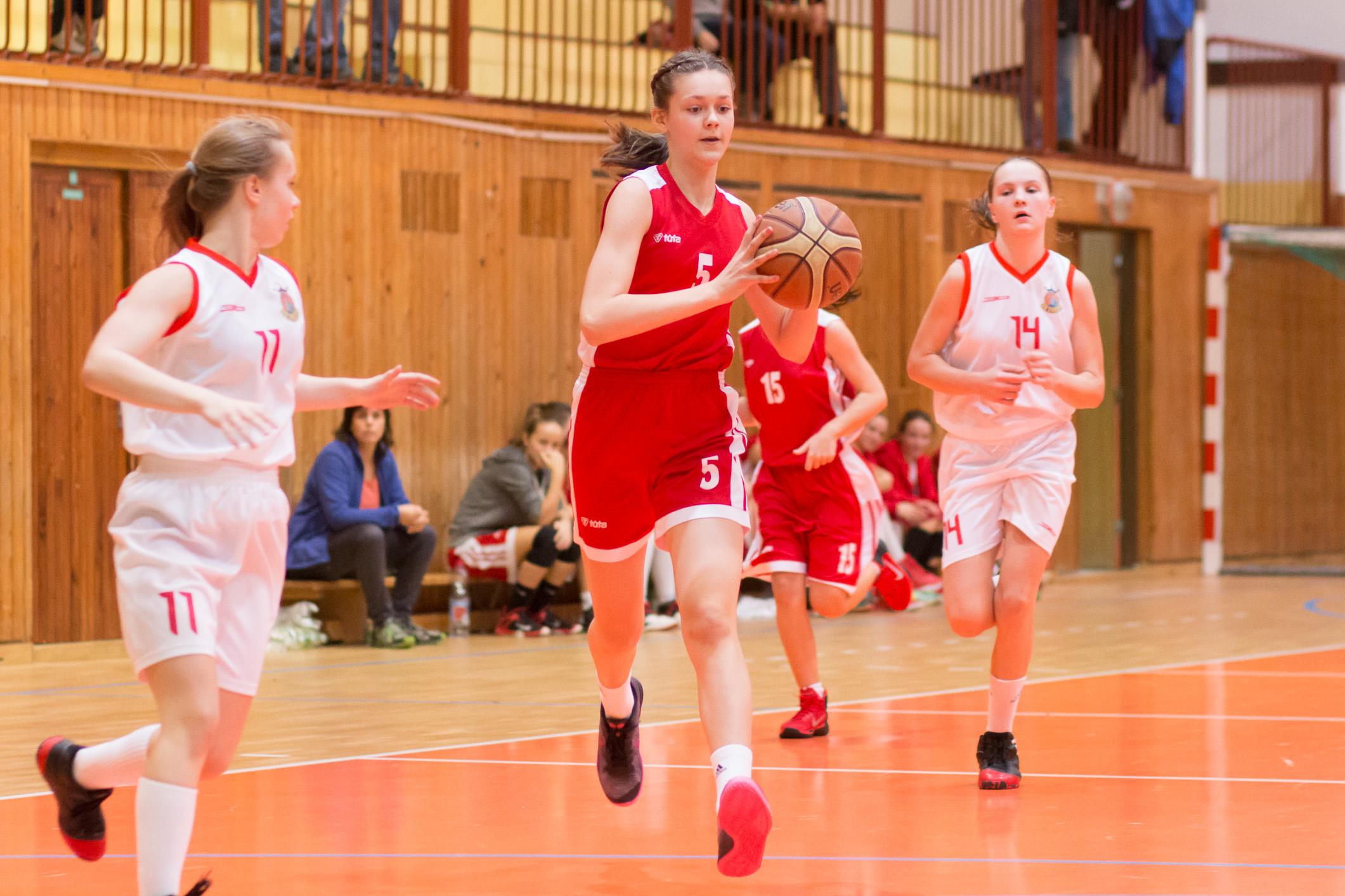 BK ŠKP 08 B. Bystrica (červená) – BK ZŠZvolen