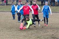 futbalový zápas mužov na Štefana 2016 vo Zvolene