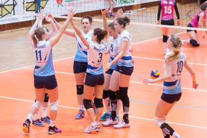 Volley project UKF Nitra