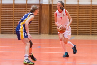 BK Zvolen (biela) - Young Angels 2003 Košice