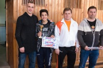 futbalový turnaj chlapcov vo Zvolene